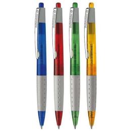 Guľôčkové pero Schneider Loox transparent Refill Express 775M blue