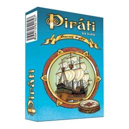 Karty hracie - Čierny Peter - Piráti