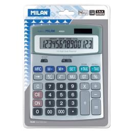 Kalkulačka MILAN stolová 14-miestna 40924