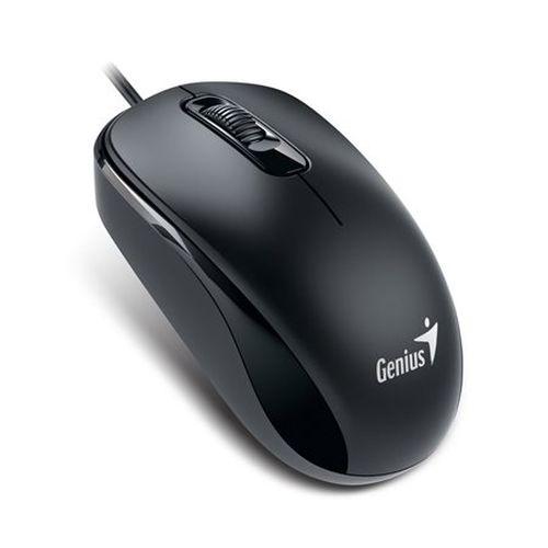 "Myš, optická, štandardná veľkosť, USB, GENIUS ""DX-110"""