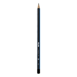Triangular graphite pencils MILAN B 12 pcs