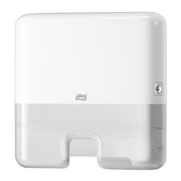 Zásobník na papierové utierky TORK Mini, H2 systém, biely