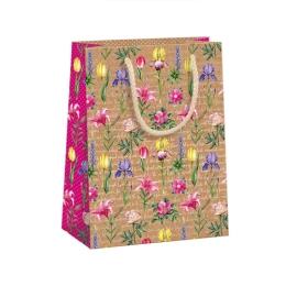 Darčeková taška celoročná T2 Natur, mix