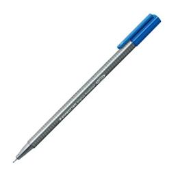 """Liner, 0,3 mm, STAEDTLER """"Triplus"""", cyan"""