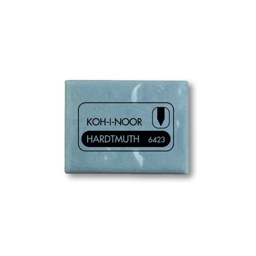 Guma KOH-I-NOOR, tvárlivá  šedá 6423