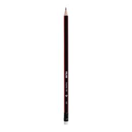 Ceruzka MILAN trojhranná HB s gumou
