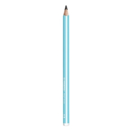 Ceruzka grafitová STABILO Trio Thick, trojuholníkový tvar, hrubá, svetlo modrá