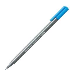 """Liner, 0,3 mm, STAEDTLER """"Triplus"""", svetlomodrý"""