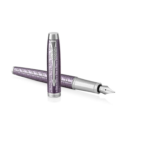 Pero plniace PARKER IM Premium Dark Violet CT -F-