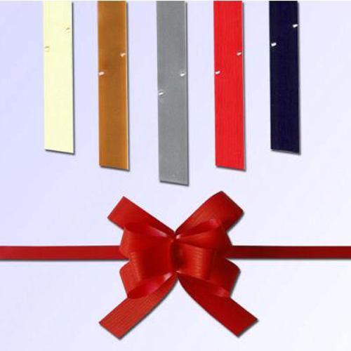 Stuha sťahovacia 2x50 cm hladká - mix farieb, 1ks