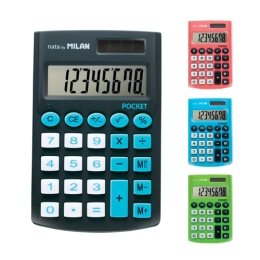 8-DIGIT CALCULATORS TOUCH