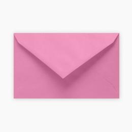 Farebná obálka 120 x 195 mm, ružová 6ks