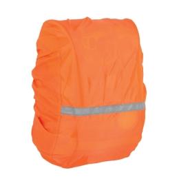 Pršiplášť pre školskú tašku, oranžový