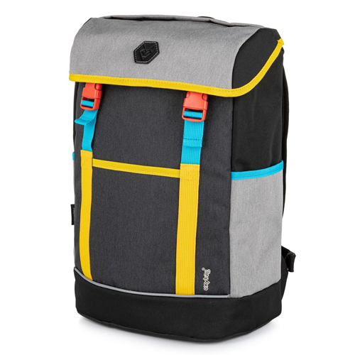 Študentský batoh OXY URBAN Grey