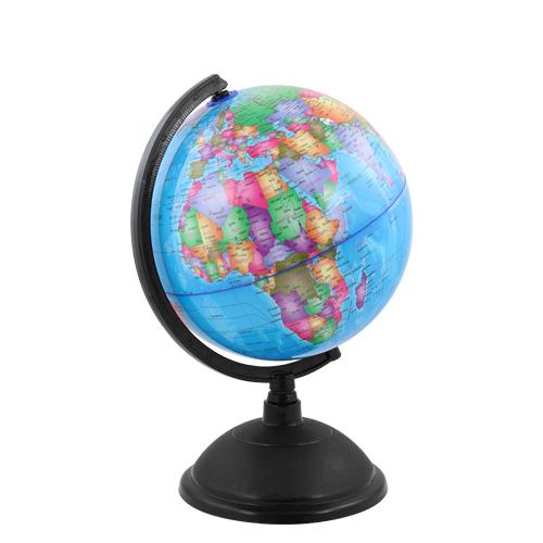 Glóbus geografický - priemer 20 cm